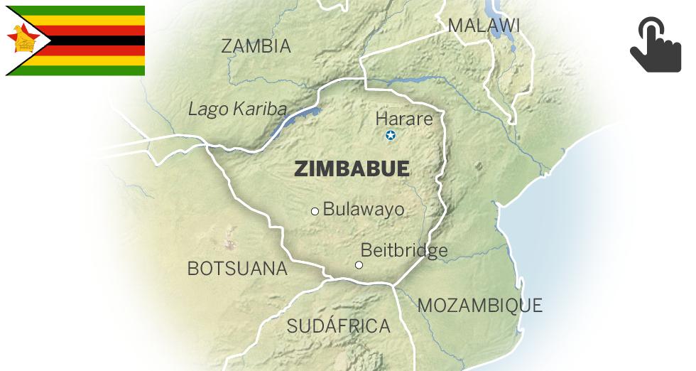 El Ejército toma el control de Zimbabue y pone bajo arresto domiciliario al presidente Mugabe