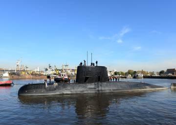 Argentina busca desde el miércoles un submarino desaparecido con 44 tripulantes a bordo
