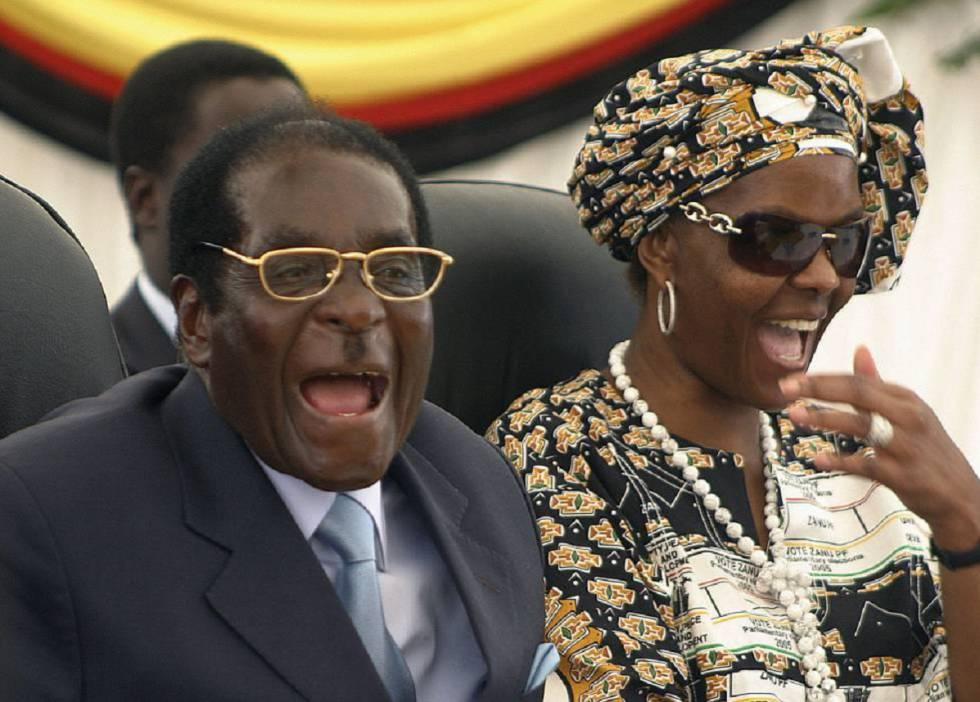 Los 37 Años De Poder De Mugabe En 11 Polémicas Frases