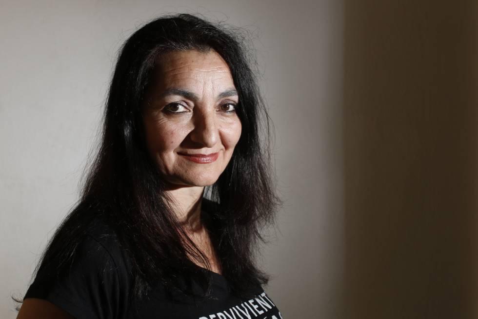 La sevillana Macarena García sufrió abusos por parte de su marido.