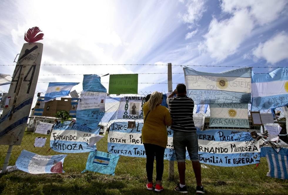 Submarino argentino: um túmulo sem respostas no abismo do oceano