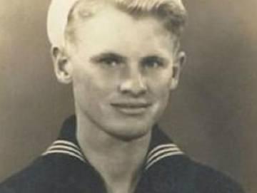 James Dempsey, en la Segunda Guerra Mundial.
