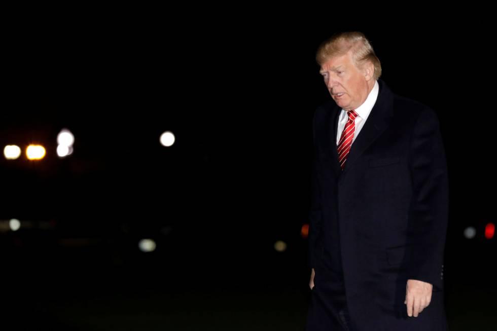 """Trump propone hacer un concurso a la mejor cadena de """"noticias falsas"""""""