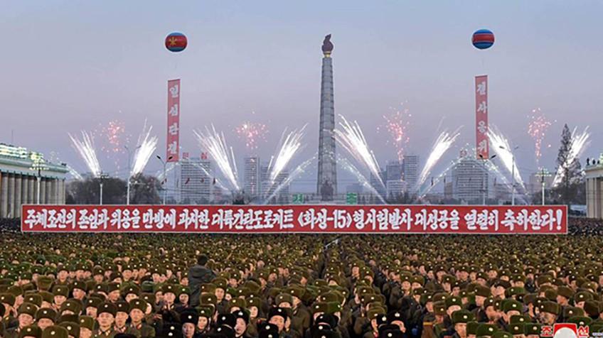 La amenaza nuclear de Kim Jong-un toma cuerpo