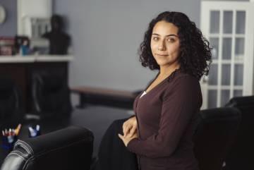 Magdalena González, dreamer.