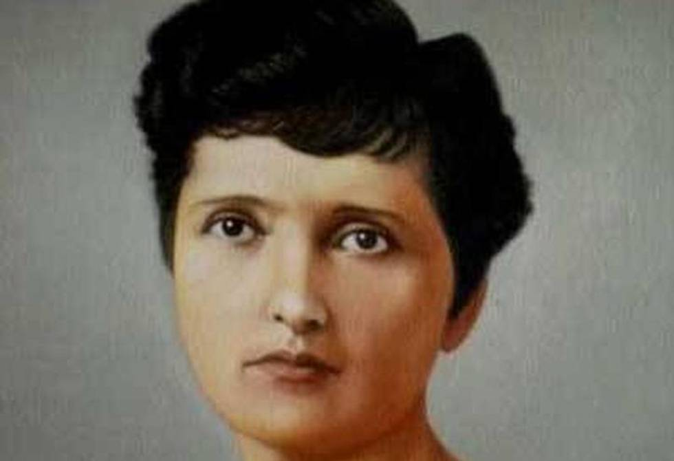 Elvia Carrillo Puerto La Monja Roja Que Logró El Derecho