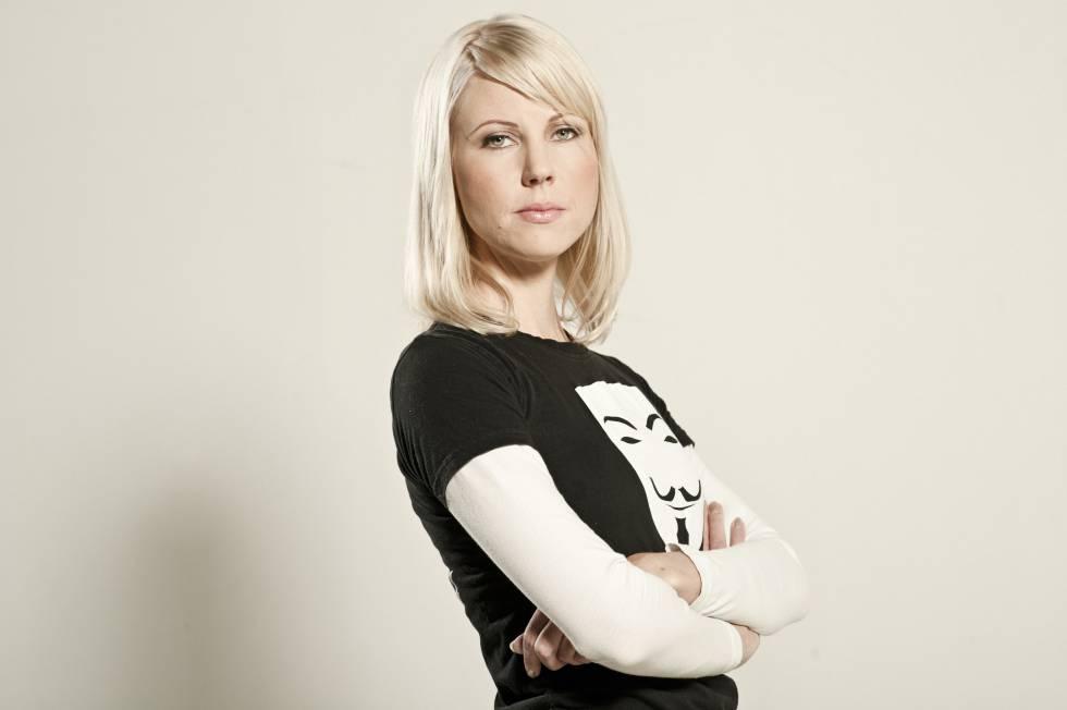 La periodista finlandesa Jessikka Aro.