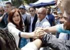 Un juez argentino pide autorización al Congreso para detener a Cristina Kirchner