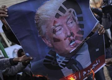Protestas por la decisión de Trump de cambiar la embajada a Jerusalén