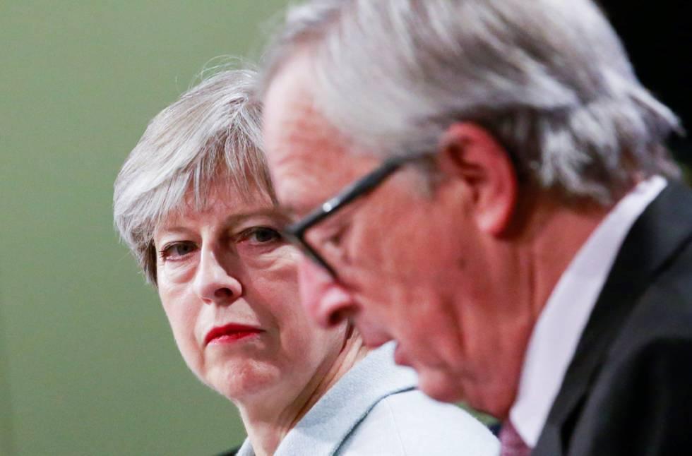Reino Unido acepta pagar hasta 45.000 millones de euros por salir de ...