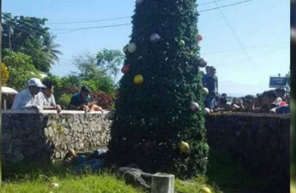 Cinco fallecidos cuando colocaban un árbol de Navidad en Guatemala ...