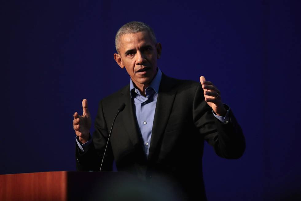 Barack Obama, el pasado 5 de diciembre en un acto público en Chicago.