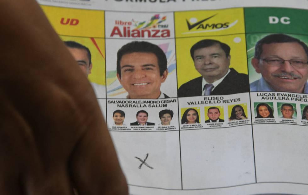 Noticias sobre Juan Orlando Hernández | EL PAÍS