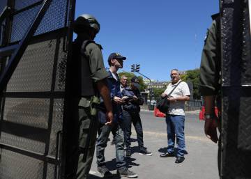 Argentina blinda la cumbre de la OMC e impide el acceso a 60 activistas