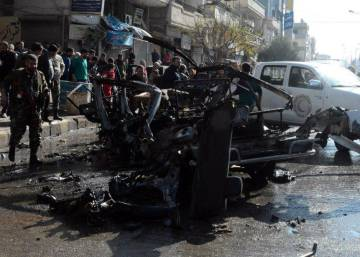 El régimen sirio intenta hacer valer su victoria militar en la negociación de paz