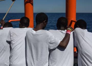 Libia, la frontera de Europa al otro lado del mar