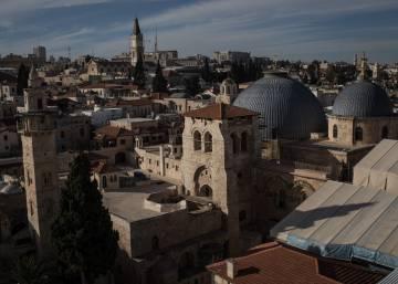 Europa: Jerusalén primero