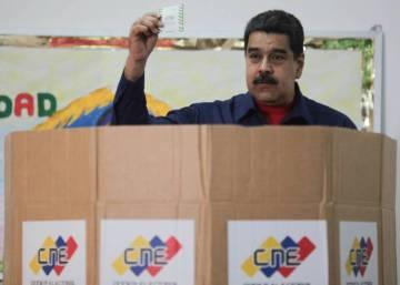 Maduro quiere prohibir a las principales fuerzas de la oposición concurrir a las presidenciales