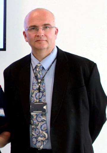 Simon Bramhall, en una imagen de archivo.
