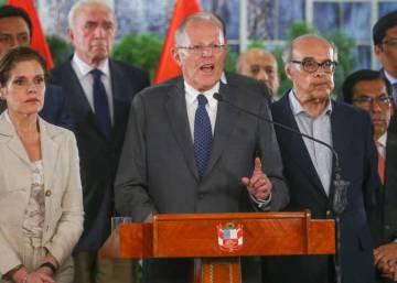 El Congreso de Perú abre el proceso de destitución de Kuczynski por sus vínculos con Odebrecht