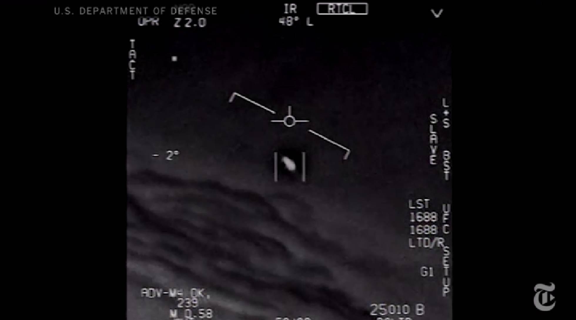 EUA destinaram 22 milhões de dólares anuais a programa secreto para investigar OVNIs