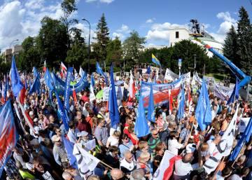 La ONU alerta de que la independencia judicial en Polonia está amenazada