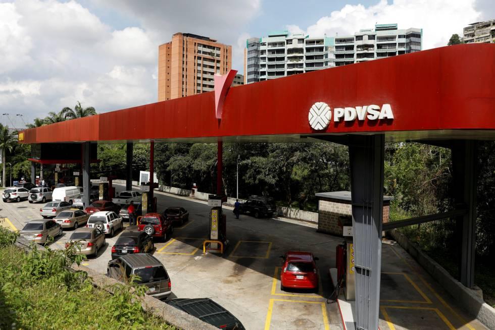 Venezuela Pais Petrolero Sin Combustible Internacional El Pais