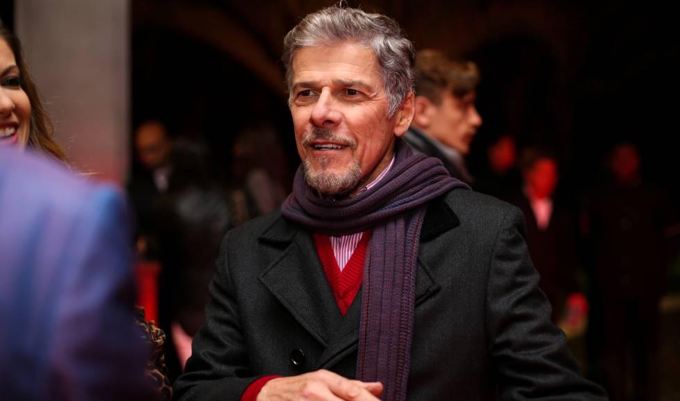 El actor brasileño José Mayer, en una foto de 2016.