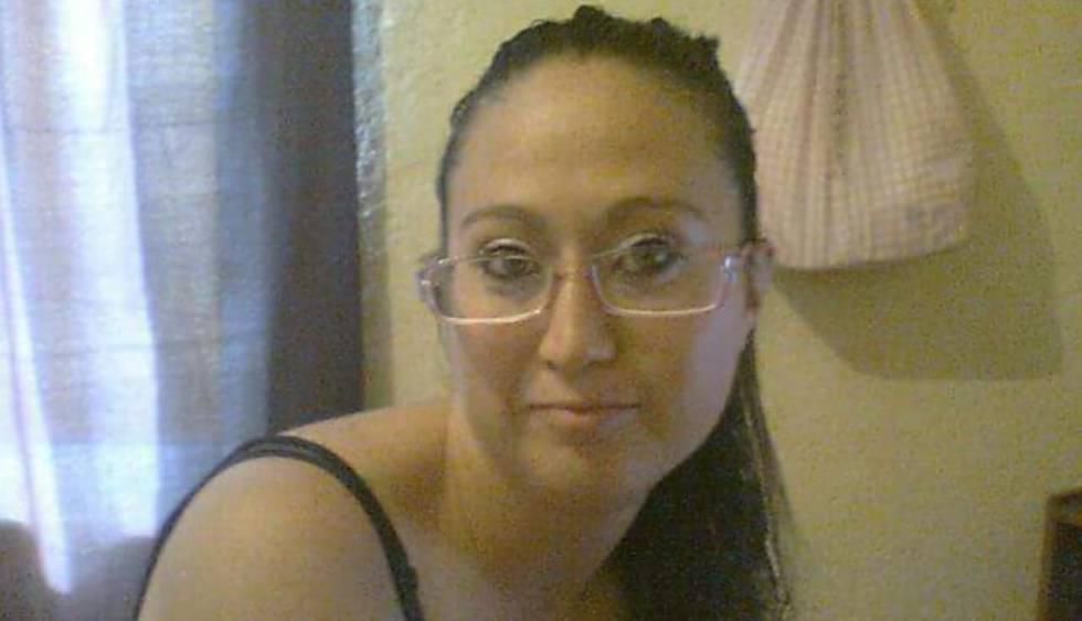 Dafne McPherson hace dos años en su casa de San Juan del Río, Querétaro