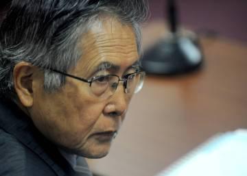 Kuczynski concede un indulto humanitario al expresidente peruano Alberto Fujimori