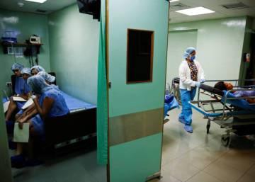 Los órganos perdidos por la crisis humanitaria de Venezuela