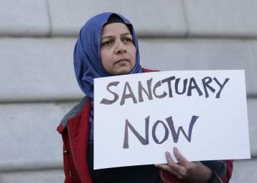 Un juez bloquea la amenaza de Trump contra las 'ciudades santuario'