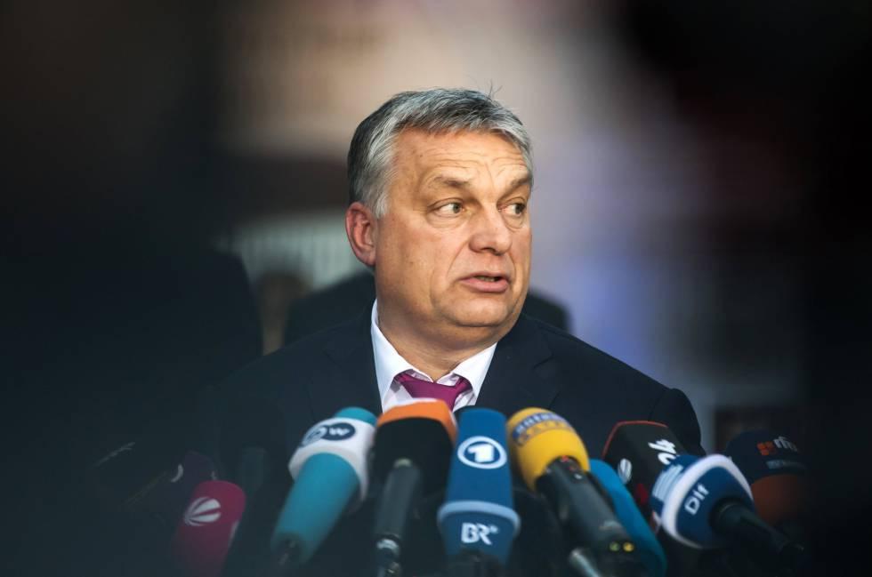 Viktor Orbán, el 5 de enero en Seeon (Alemania).