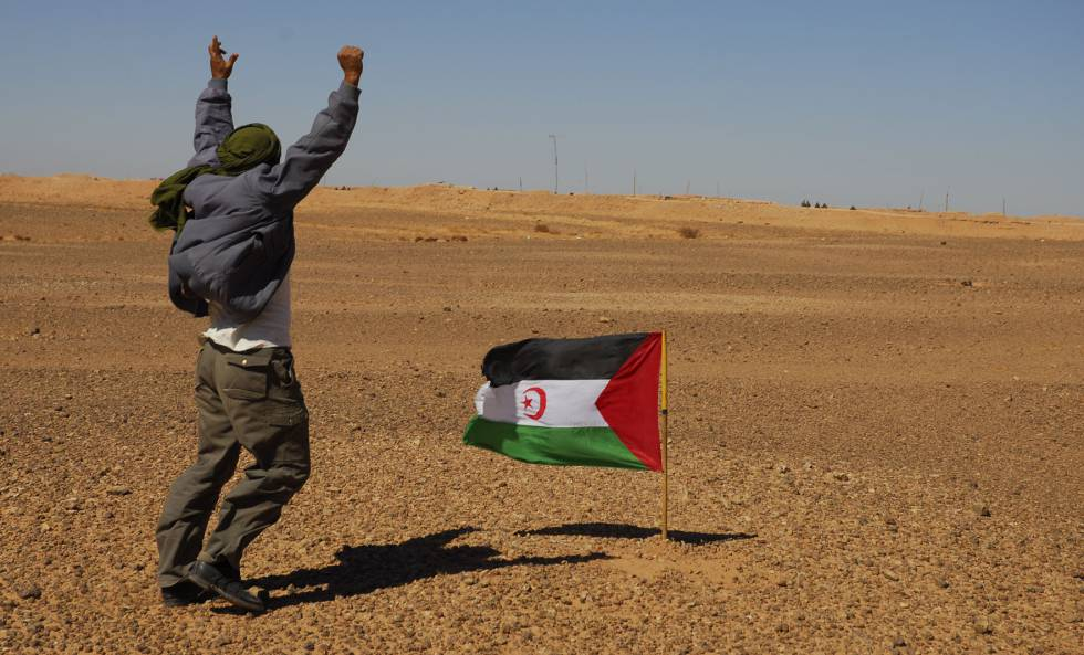 Resultado de imagen de fotos muro sahara