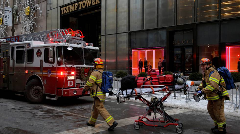 Incêndio na Trump Tower