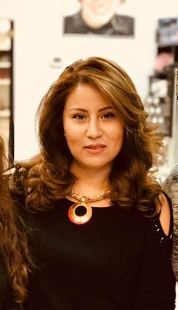 Wendy Clavijo, de 33 años