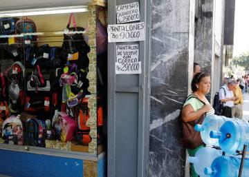 Venezuela, el país donde los precios suben mientras esperas la cola