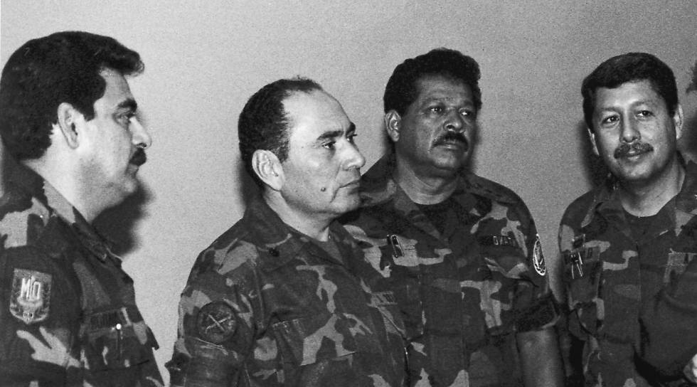 Inocente Orlando Montano: La Audiencia Nacional mantiene en prisión al  coronel implicado en la matanza de los jesuitas de 1989 | España | EL PAÍS