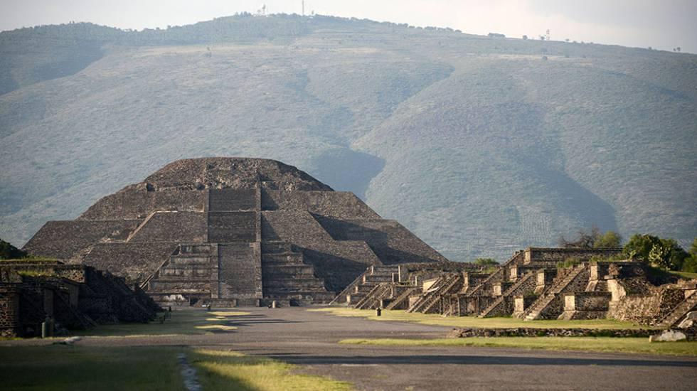 Teotihuacan.   Vídeo Toltecápsulas 33