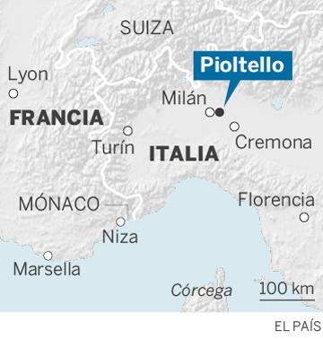 Cuatro muertos y 100 heridos al descarrilar un tren en Milán