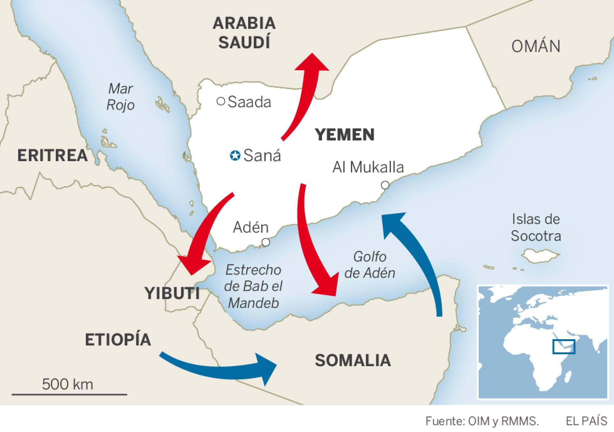 Migrantes en África. 47 migrantes etíopes muertos en naufragio en el lago Malawi. - Página 2 1517213948_938419_1517226994_sumario_normal_recorte1