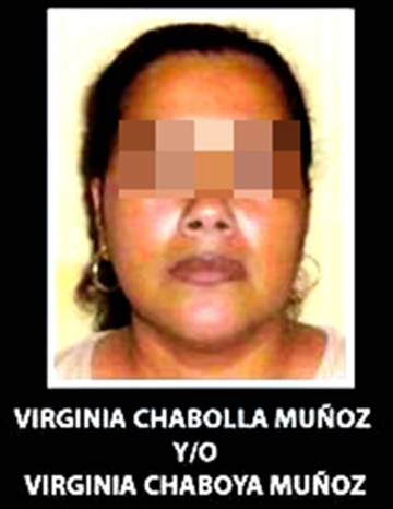 Virginia Chaboya Muñoz