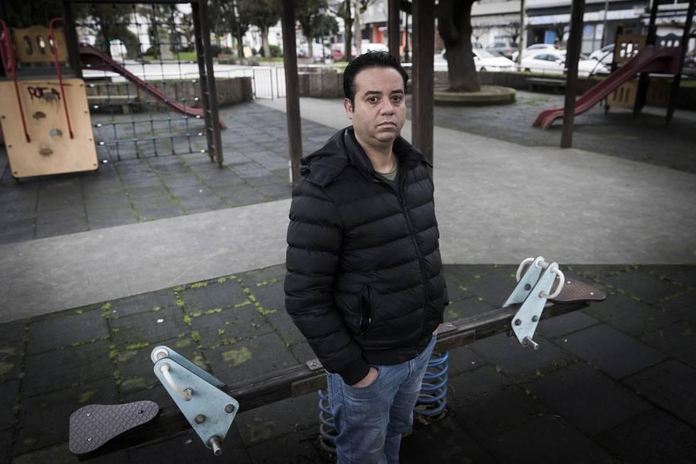 Walter Pérez perdió su pasaporte al devolver un auto de alquiler y lleva más de un año esperando que Venezuela le emita un nuevo documento.