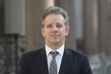 Christopher Steele.