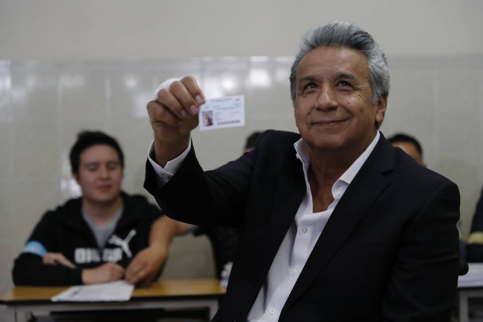 Image result for Ecuador eliminó la reelección y dio vuelta la página del correísmo