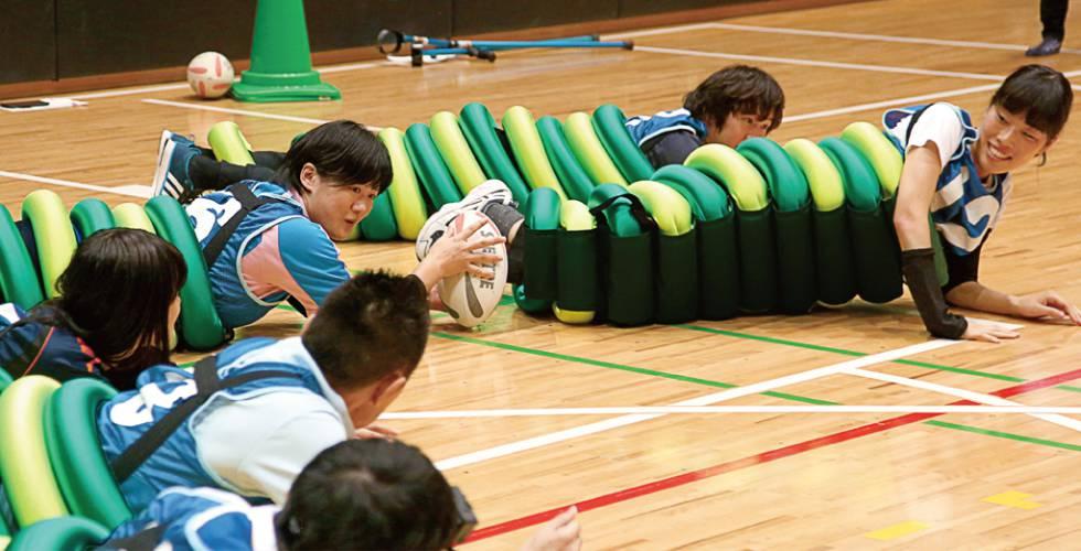 Los Deportes Laxos Japoneses Todos Son Principiantes Y No Existe La