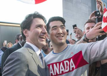 Trudeau quiere atraer 'start-ups' a Canadá