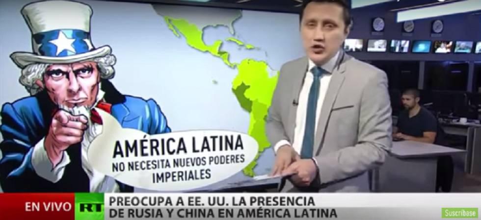 Diez cosas que aprendí viendo RT en Español durante una