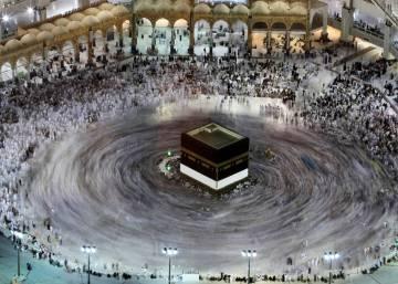 Una peregrinación controvertida