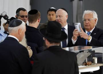 La diplomacia impulsiva del enviado de Trump en Israel